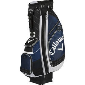 Personalized Callaway XTT Xtreme Cart Bag