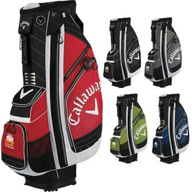 Callaway XTT Xtreme Cart Bag Branded with Your Logo