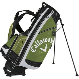 Callaway XTT Xtreme Stand Bag with Your Slogan
