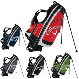 Advertising Callaway XTT Xtreme Stand Bag