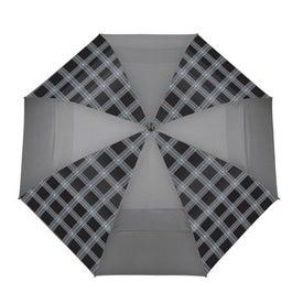 Monogrammed Canterbury Color Panel Golf Umbrella