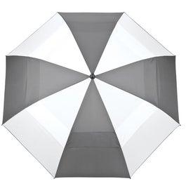 Advertising Canterbury Color Panel Golf Umbrella