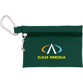 """Promotional Champion Golf Zipper Pack with 2-1/8"""" Tees"""