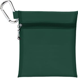 "Champion Golf Jumbo Zipper Pack - 2 1/8"" Tee for Promotion"