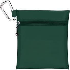 "Champion Golf Jumbo Zipper Pack - 3 1/4"" Tee for Promotion"
