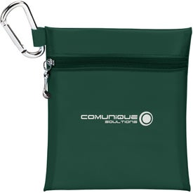 "Company Champion Golf Jumbo Zipper Pack - 3 1/4"" Tee"