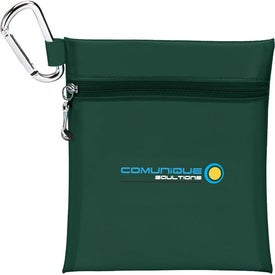 """Champion Golf Jumbo Zipper Pack with 2 3/4"""" Tees for Your Organization"""