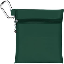 Champion Golf Jumbo Zipper Pack Branded with Your Logo