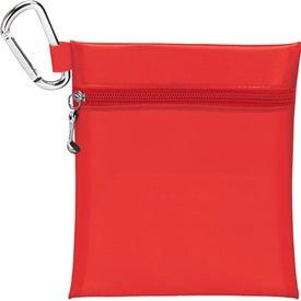 Champion Golf Jumbo Zipper Pack for your School