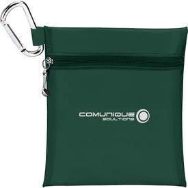 Imprinted Champion Golf Jumbo Zipper Pack