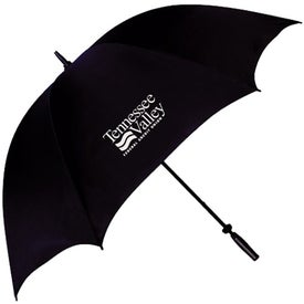 Classic Golf Umbrella with Your Slogan