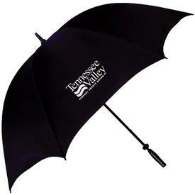 Classic Golf Umbrella with Your Slogan