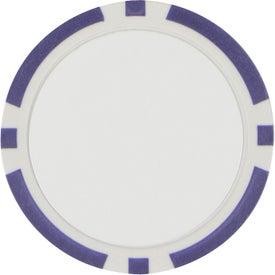 Logo Clay Poker Chip