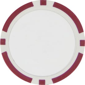 Clay Poker Chip for Your Organization