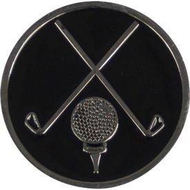 Customized Metal Poker Marker Chip with Your Logo
