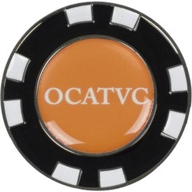Metal Poker Marker Chips