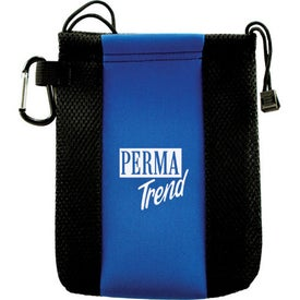 Branded Cypress Deluxe Golf Tote with Carabiner