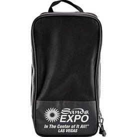 Monogrammed Deluxe Shoe Bag Kit
