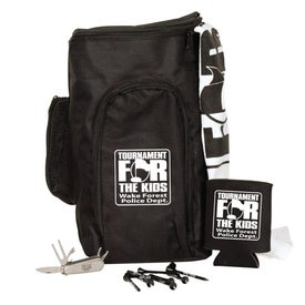 Deluxe Shoe Bag Kit for Advertising