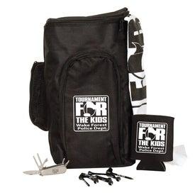 Deluxe Shoe Bag Kit for Advertising