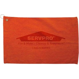 Diamond Collection Golf Towel for Your Organization
