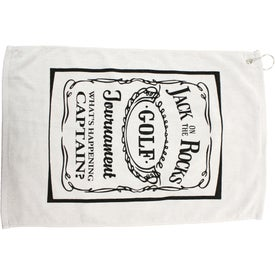 Diamond Collection Golf Towel for Your Company