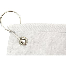 Diamond Collection Golf Towel with Your Logo