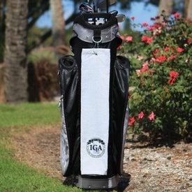 Company Diamond Collection Golf Towel