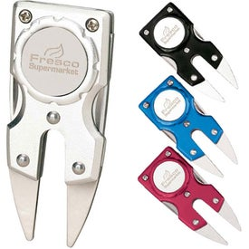 Personalized Divot Repair Tool