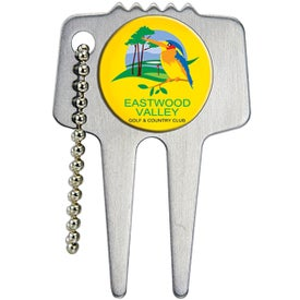 Domed Divot Repair Tool