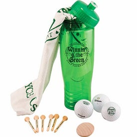 Eco Golf Kit With 3 Golf Balls