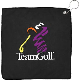 "Golf Towel (11.5"" x 11.5"")"