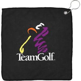 "Golf Towel (11.5"" x 11.5"")"