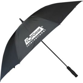 Fiberglass Golf Umbrella Imprinted with Your Logo
