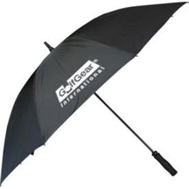 Fiberglass Golf Umbrella Imprinted with Your Logo