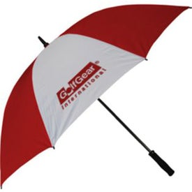 Customized Fiberglass Golf Umbrella