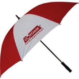 Customized Fiberglass Golf Umbrella