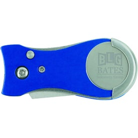 Flip Divot Tool and Marker with Your Logo