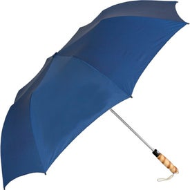 Imprinted Folding Golf Umbrella