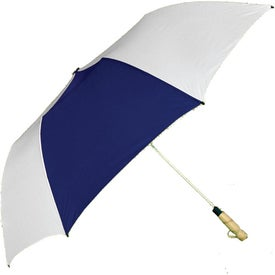 Folding Golf Umbrella Branded with Your Logo