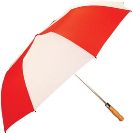 Folding Golf Umbrella Printed with Your Logo