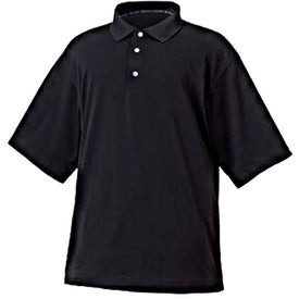 FootJoy ProDry Pique Solid Shirt Imprinted with Your Logo