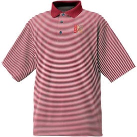 Branded FootJoy ProDry Lisle Stripe Shirt
