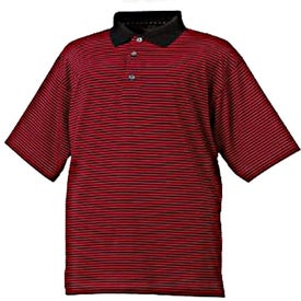 Custom FootJoy ProDry Lisle Stripe Shirt