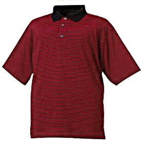 Custom FootJoy ProDry Lisle Stripe Shirt