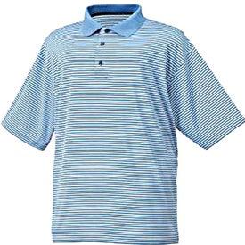 Printed FootJoy ProDry Lisle Stripe Shirt