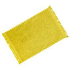 Fringed Colored Towels for Your Organization