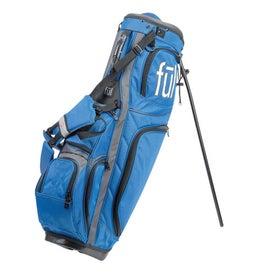 Monogrammed ful Maverick Golf Bag
