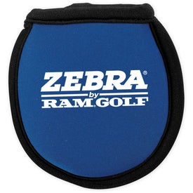 Company Golf Ball Cleaning Pouch