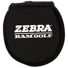 Imprinted Golf Ball Cleaning Pouch